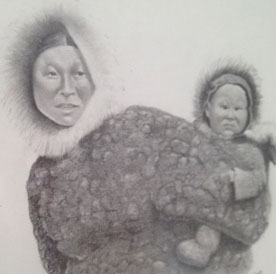 inuit-woman